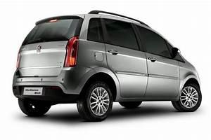 2011 Fiat Idea Update For South America