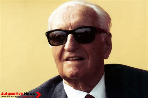 Ferrari's reputation on the track has translated into popularity on the road as one of the most prestigious luxury sports cars. Automotive News: Enzo Ferrari ( Founder of Ferrari )