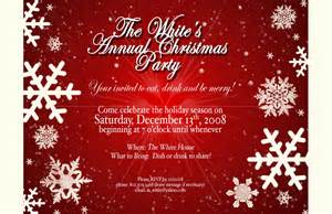 christmas party invitation letter wording wedding invitation sle