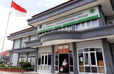 rumah sakit  bulungan provinsi kalimantan utara lengkap