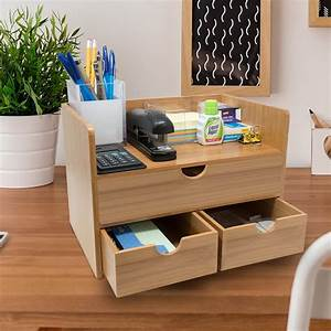 30, Best, Office, Desk, Storage, Ideas, To, Keep, Your, Space, Productive, In, 2021