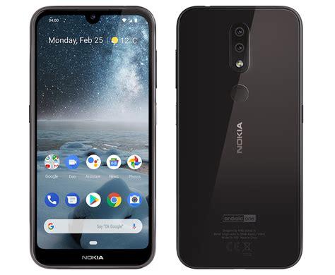 nokia phones  android pie announced