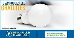 Ampoules Gratuites Edf : energie jusqu 39 10 ampoules led gratuites pour les m nages ~ Melissatoandfro.com Idées de Décoration