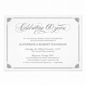 700 60th wedding anniversary invitations 60th wedding With free printable 60th wedding anniversary invitations