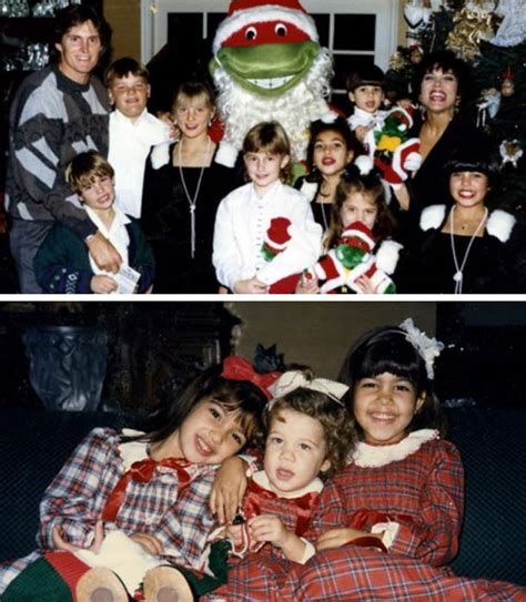 Maybe you would like to learn more about one of these? Kim Kardashian's Christmas family photo album - these pics are AMAZING - Mirror Online
