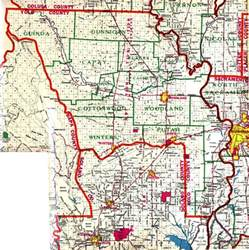 Yolo County California Map
