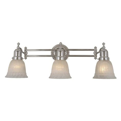 Bathroom Vanity Light Fixture by New 3 Light Bathroom Vanity Lighting Fixture Chrome