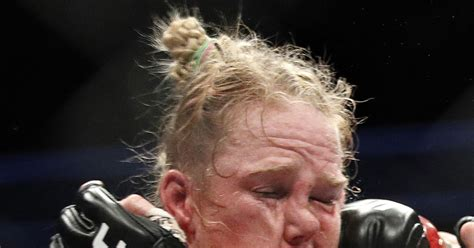 holly holm aims   shocking win  nunes  ufc