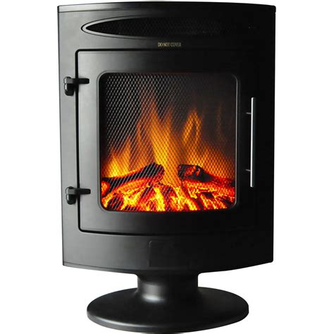 real flame harlan grand   electric fireplace  black