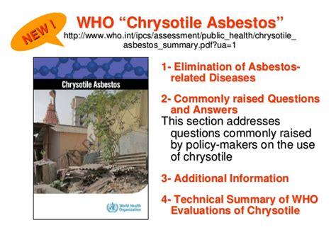 furuya update banning asbestos  asia
