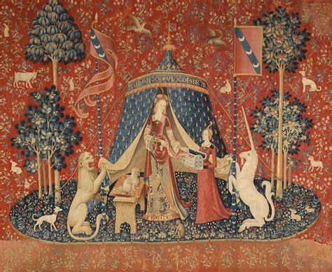 Tapisserie Dame à La Licorne la dame 224 la licorne panorama de l