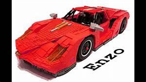 Lego Technic Ferrari : lego technic ferrari enzo desert tuning youtube ~ Maxctalentgroup.com Avis de Voitures