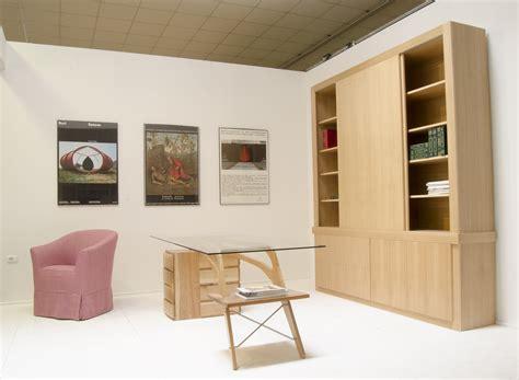 libreria chiusa scrivania libreria studio arredamento studio legnoeoltre