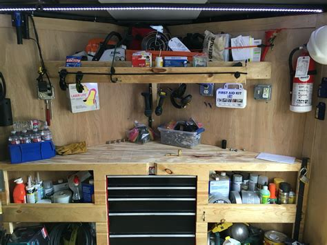 Pin By Chuck Hilliard On Job Site Trailer And Ideas In