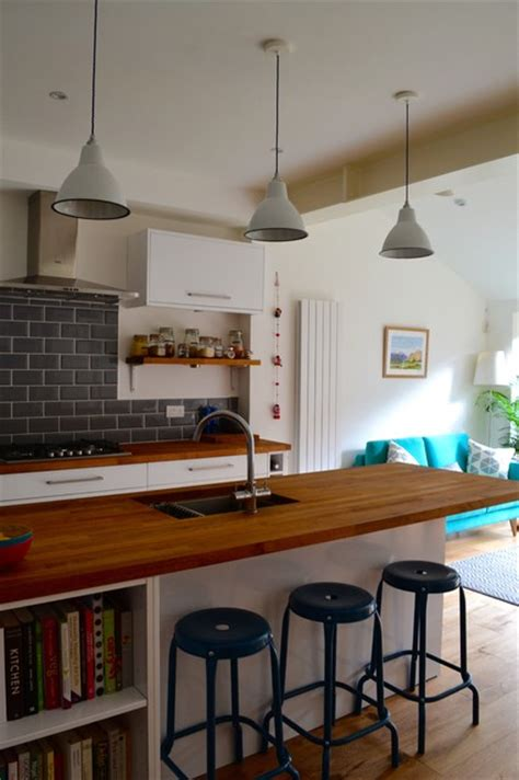 contemporary kitchen diner south 1930s terraced house kitchen diner extension 2483