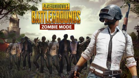 pubg mobile zombie mode  arrive    update