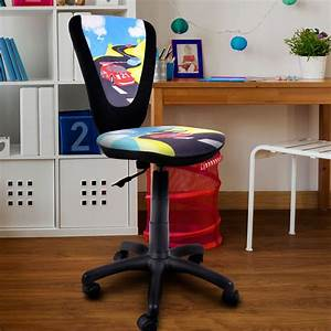 Kinder Schreibtisch Stuhl : jugend drehstuhl schreibtisch stuhl spielzimmer kinderzimmer b rostuhl f r kinder motiv turbo ~ Eleganceandgraceweddings.com Haus und Dekorationen