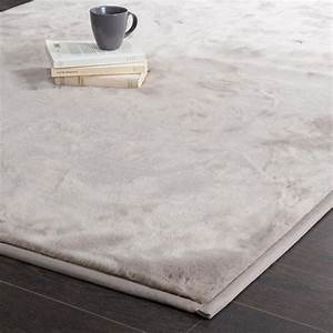 Tapis Salon Poil Ras : tapis beige poil ras cuisine naturelle ~ Teatrodelosmanantiales.com Idées de Décoration