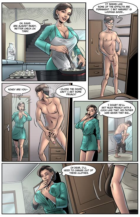 Milf Milk Issue 3 Botcomics ~ Porn Comics Galleries