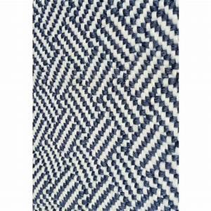 Teppich Blau Weiß : poly teppich lacis blau weiss 200 x 300 cm bei le bon jour ~ Whattoseeinmadrid.com Haus und Dekorationen