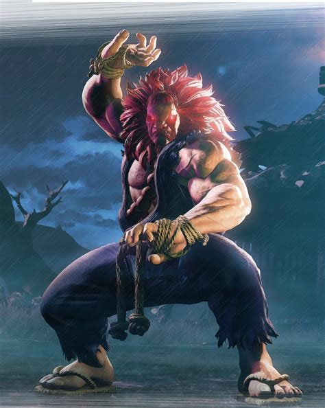Akuma Street Fighter Wiki Fandom Powered By Wikia
