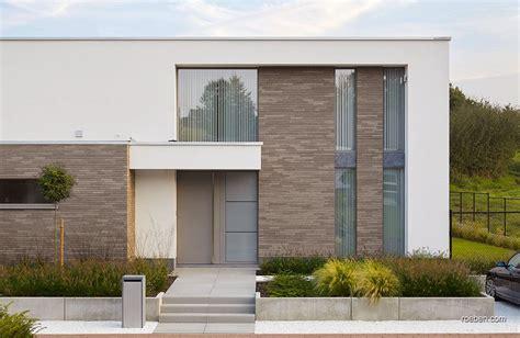 Moderne Häuser Mit Klinker by R 246 Ben Keramik Klinker Yukon Im Ldf Hausfassade