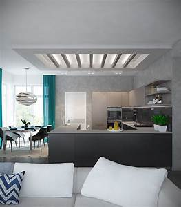 A, Pair, Of, Modern, Homes, With, Distinctively, Bright, Color, Themes