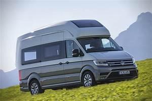 Van Volkswagen California : volkswagen california xxl campervan hiconsumption ~ Gottalentnigeria.com Avis de Voitures