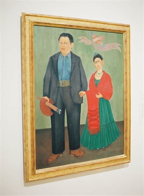 Frida Kahlo Be Your Own Muse Pearmama