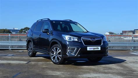 subaru forester  subaru cars review release