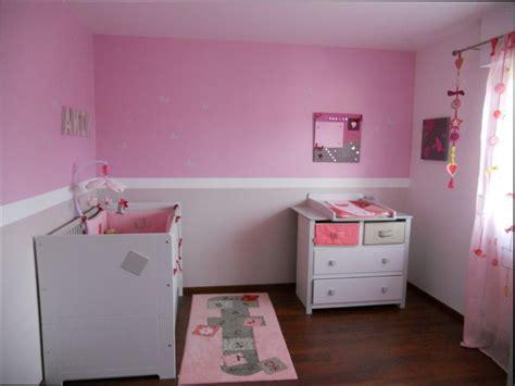 chambre fille idee peinture chambre fille