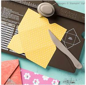 Handmade Envelopes The Easy Way Stamping Madly