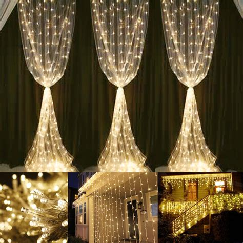 led curtain lights led curtain icicle lights for s day lights