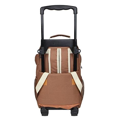 babyhugs  vie kids animal valigia trolley da cabina