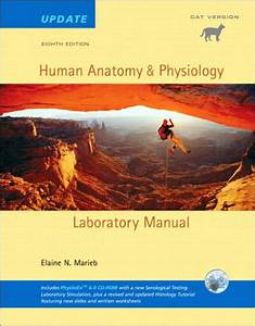 Human Anatomy  U0026 Physiology Lab Manual  Cat Version  Media