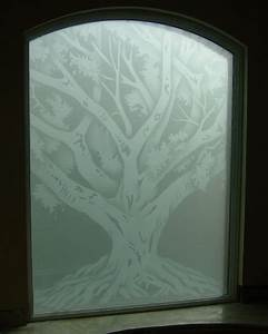 oak tree bathroom windows frosted glass designs privacy With frosted glass patterns for bathrooms