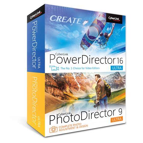powerdirector dvd menu templates cyberlink powerdirector 16 ultra pnp e100 rpt0 00 b h