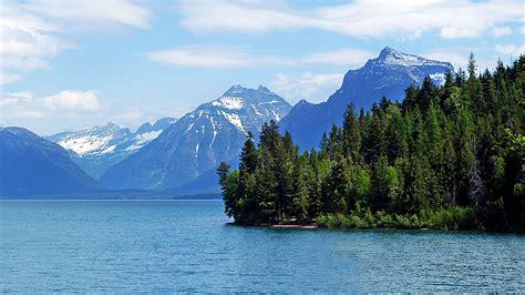 Lakes of Flathead County, Montana