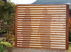 Panneau De Jardin Pas Cher : cl ture acier bois aluminium r sine les nouveaut s 2014 ~ Premium-room.com Idées de Décoration