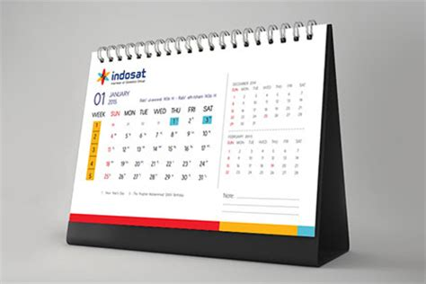 desk  wall calendar promotional gift supplier  manila