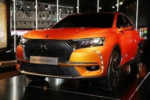 Suv Citroen Ds7 : new ds7 crossback is a surprisingly interesting take on premium suvs carscoops ~ Melissatoandfro.com Idées de Décoration