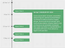 Create A Simple Vertical Timeline with jQuery and CSS
