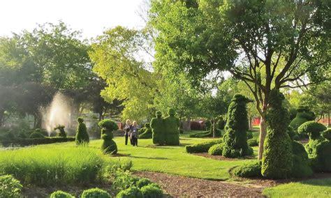 The Garden Columbus Ohio by Ohio Icon The Topiary Park Columbus Ohioec Org