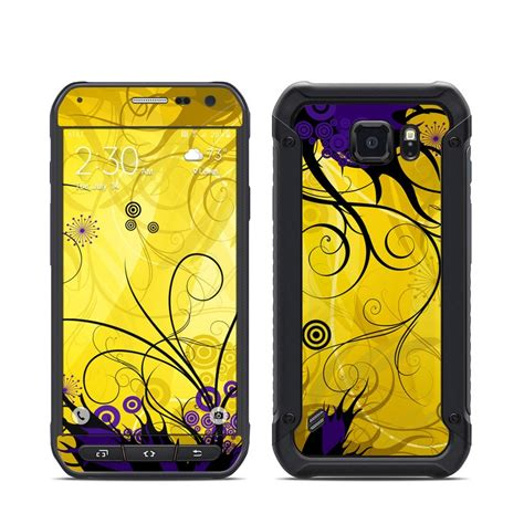 samsung galaxy s6 active skin chaotic land by gaming decalgirl