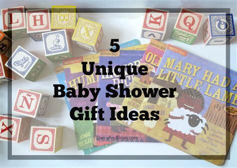 Unique Baby Shower Gift Ideas 5 Unique Baby Shower Gift Ideas