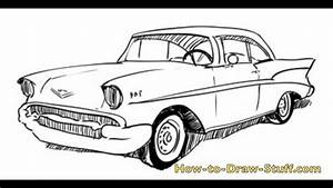 1955 chevy bel air blueprints sketch coloring page With 1955 chevy bel air