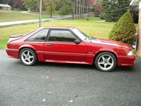 1988 Mustang Johnywheelscom