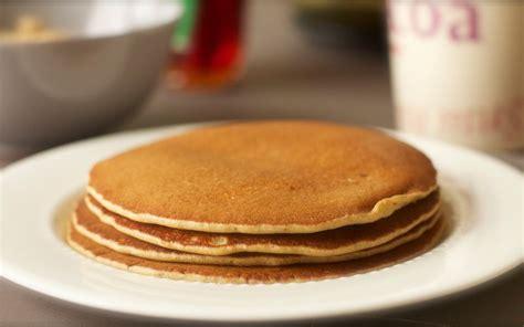dessert lait de soja recette pancakes au lait de soja et farine de chataigne pas ch 232 re et express gt cuisine 201 tudiant