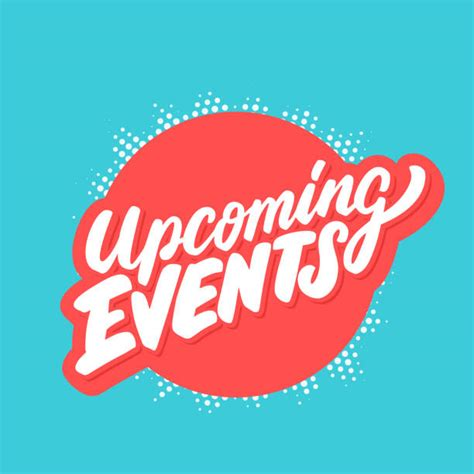Upcoming Events Illustrations, Royalty-Free Vector ...