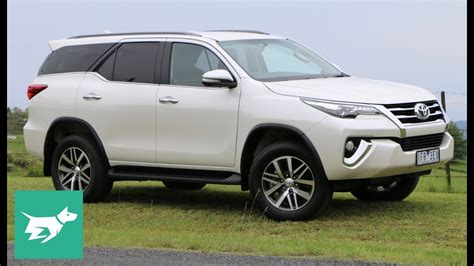 Review Toyota Fortuner by 2016 Toyota Fortuner Review